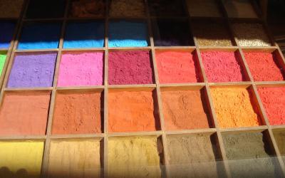 Kulturgeschichte Der Naturfarben