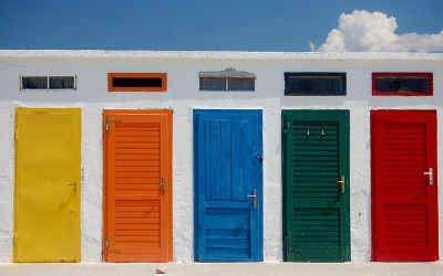 Die Farbe Der Eingangstur Als Erfolgs Und Glucksbringer Fur Ihr