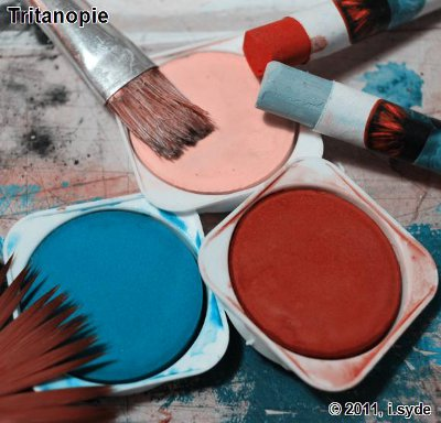 Tritanopie Blaublindheit