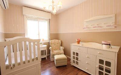 Das Babyzimmer - Farbgestaltung für einen guten Start ins Leben